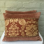 Image of Fortuny Textile Pillows - A Pair