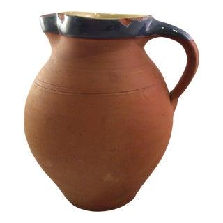 Rustic Pottery Jug