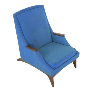 Adrian Pearsall Mid-Century Modern Lounge Chair
