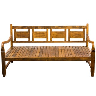 Handmade Reclaimed Wood Provincial Daybed Move Sale 30% Off