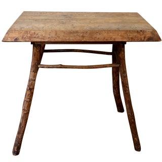 1993 Malibu Firewood Table