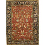 Image of Serapi Collection Heriz Hand-Knotted Rug 6'x9'