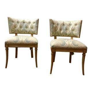 Hickory Chair Co. Gabrielle Chairs - A Pair