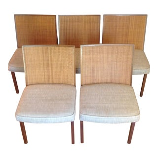 George Nelson Dining Chairs for Herman Miller - Set of 5