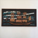 Image of Wood Viking Ship by Witco