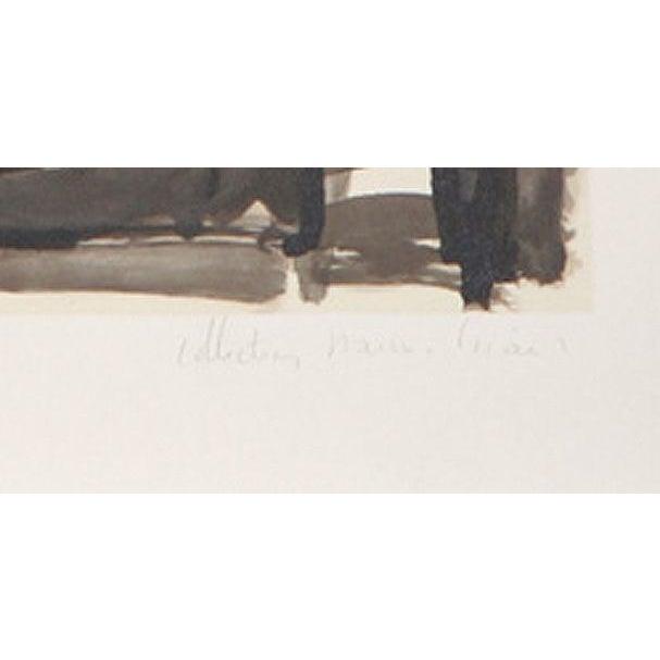 Pablo Picasso - Tete De Femme Lithograph - Image 2 of 2