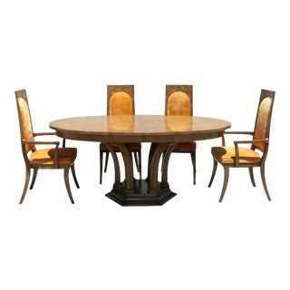 Mastercraft Dining Set