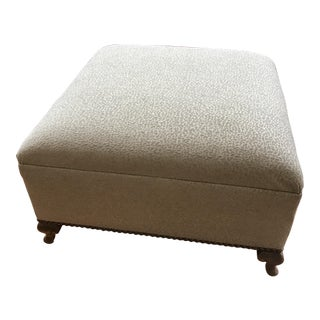 Lee Furniture Industries Ottoman