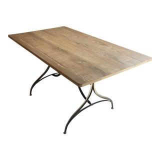 Ethan Allen Reclaimed Wood Table