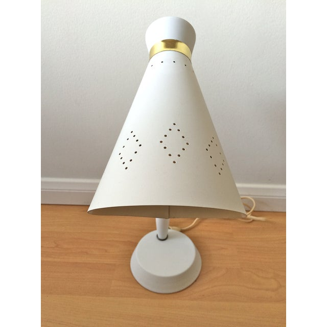 Mid-Century Bullet Lamp - Image 6 of 8