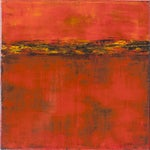 Image of Susan Martell 'Red Sky at Night' Painting