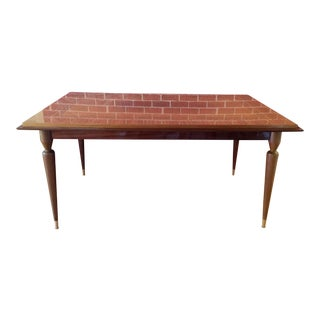 1950s Mid-Century Dining Table