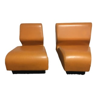 Vintage Don Chadwick for Herman Miller Modular Chairs - A Pair