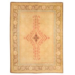 Antique French Art Deco Carpet