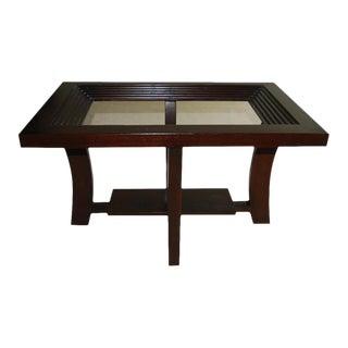 Paul Frankl Side Tables for Brown Saltman
