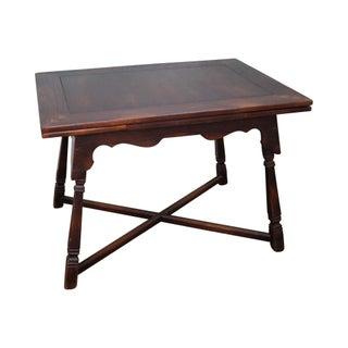 Vintage Romweber Oak Refractory Dining Table