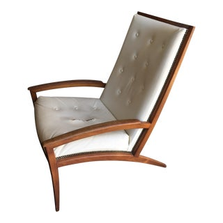 Vintage Drexel Mid-Century Parallel Lounge Chair