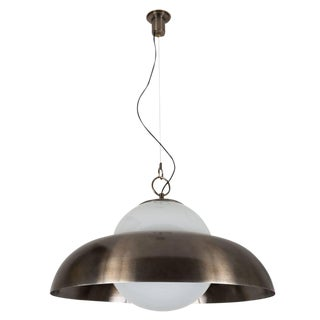 Sergio Asti for Candle Model A288 Suspension Lamp