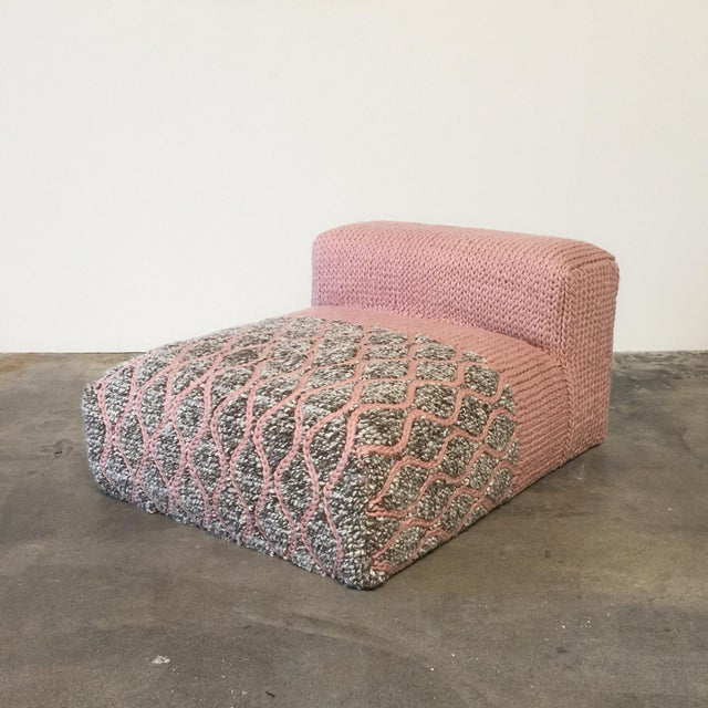 Gandia Blasco 'Gan Mangas' Chaise Lounge by Patricia Urquiola - Image 3 of 10