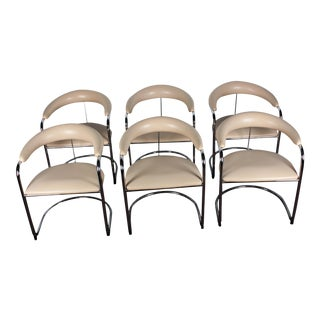 Thornet Mid-Century Armchairs by Anton Lorenz - Set of 6