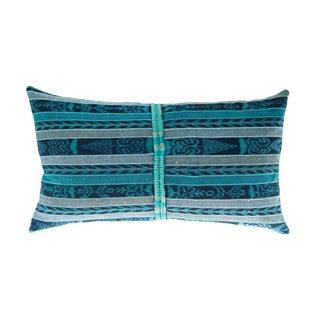 Vintage Corte Turquoise Pillow