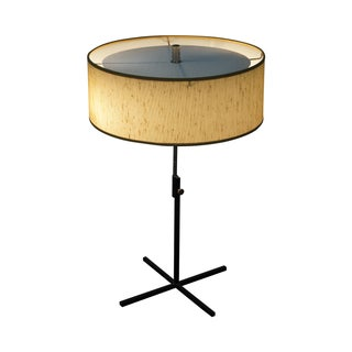 Mid-Century Modern Style Adjustable Table Lamp