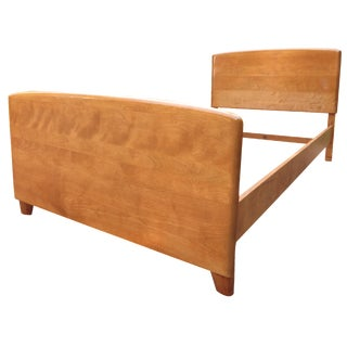 1950s Heywood-Wakefield Twin Bed