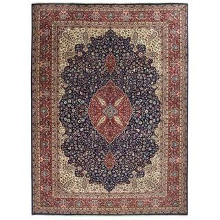 """Traditional Kayseri Carpet - 7'9"""" x 10'11"""""""
