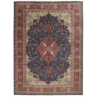 "Traditional Kayseri Carpet - 7'9"" x 10'11"""