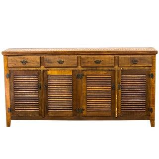 Handmade Reclaimed Solid Wood Buffet