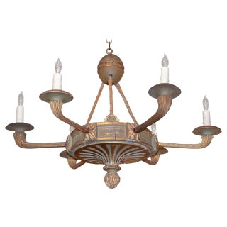 19th Century French Empire Chandelier