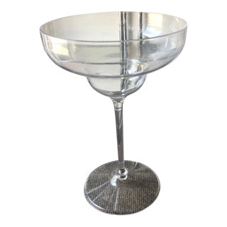 Martini Glass Shaped Lucite Champagne Bucket