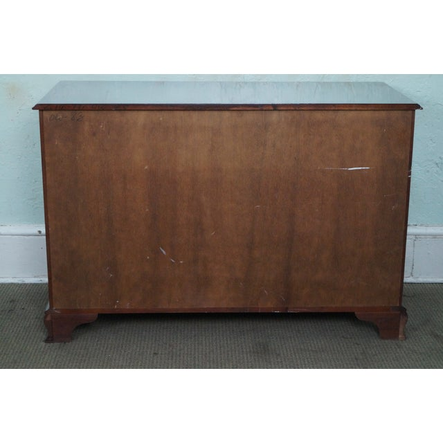 Craftique Solid Mahogany Chippendale Style Dresser - Image 4 of 10