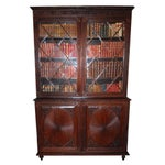 Image of British Colonial Book Cabinet, circa 1880