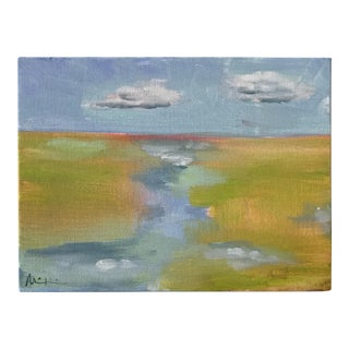 """Spring Tide"" Painting"