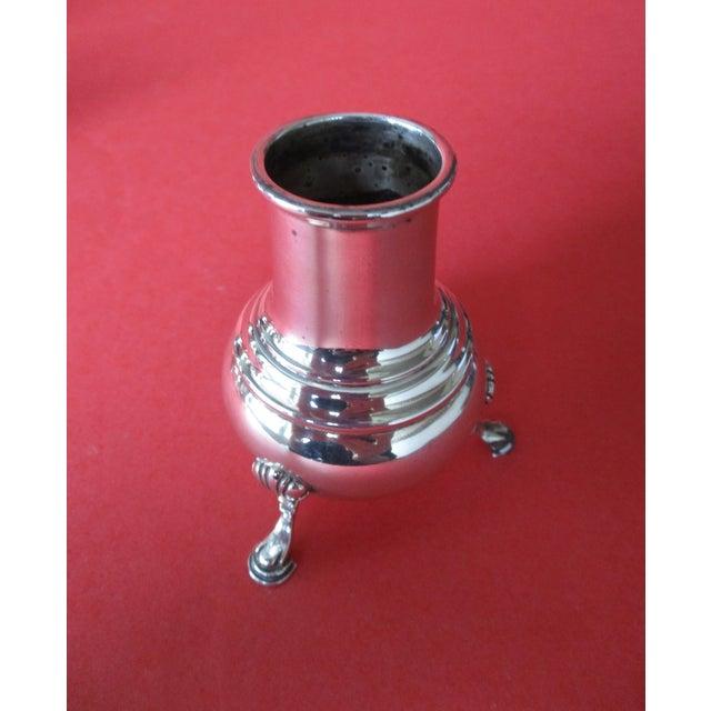 Antique Sterling Salt & Pepper Shakers - Set of 6 - Image 7 of 9