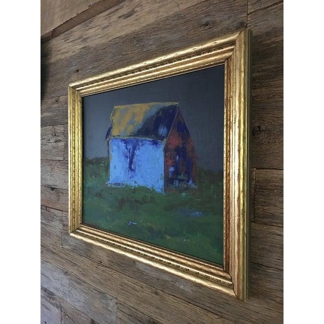 Shed Biloxi Mississippi Acrylic Painting - Image 3 of 7