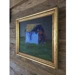 Image of Shed Biloxi Mississippi Acrylic Painting