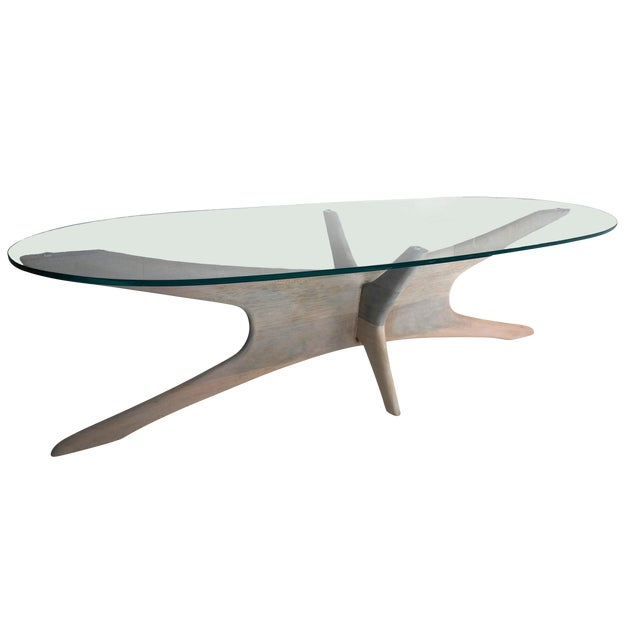Image of Mid-Century Adrian Pearsall Coffee Table