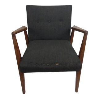 Jen Risom Wood Arm Rest Chair