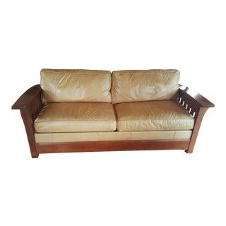 Stickley Queen Sleeper Sofa