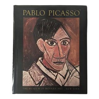 """Pablo Picasso-A Retrospective"" Book, MOMA 1980"
