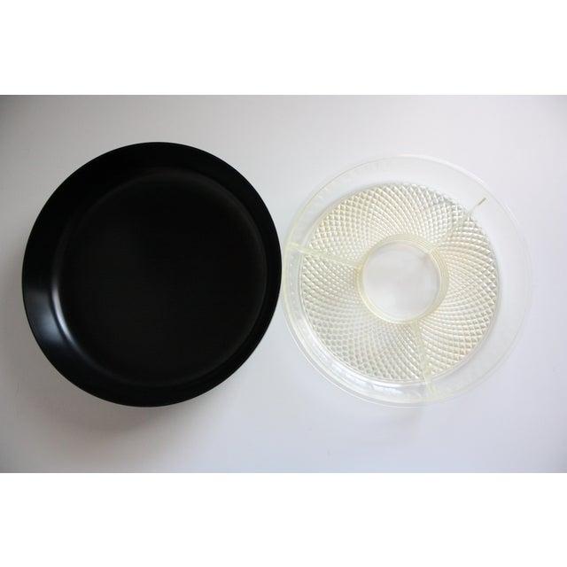 Mid-Century Lidded Bowl - Image 4 of 6
