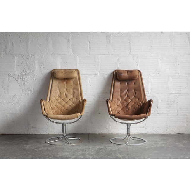 """Bruno Mathsson """"Jetson"""" Lounge Chair - Image 2 of 7"""