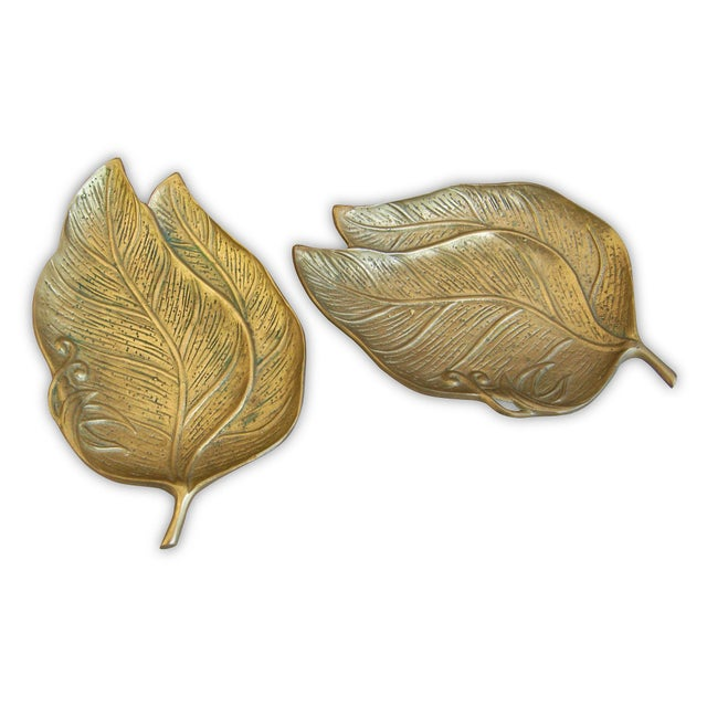 1950s Squirrel Nut Cracker & Leaf Trays - 3 Pieces - Image 4 of 5