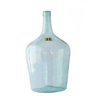Vintage Demijohn Bottle