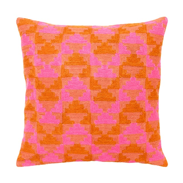 Pink Rhythm Pillow - Image 1 of 2