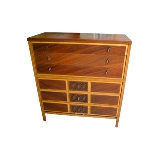 R Way Highboy Dresser