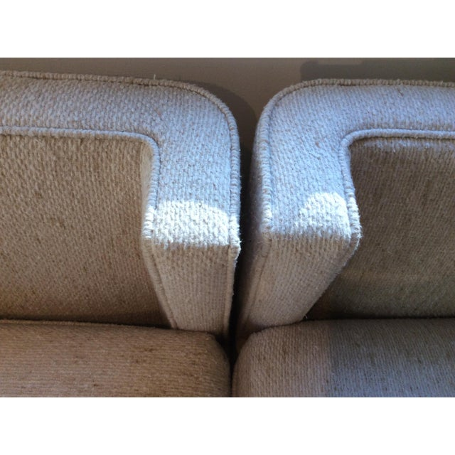 Milo Baughman Style Sectional Couch - Image 11 of 11