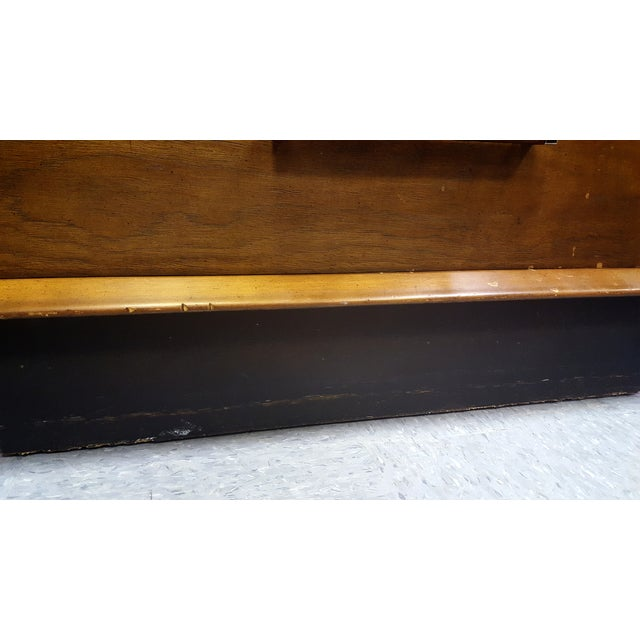 Mid-Century Lane Rosewood Accent Tall Chest - Image 5 of 11